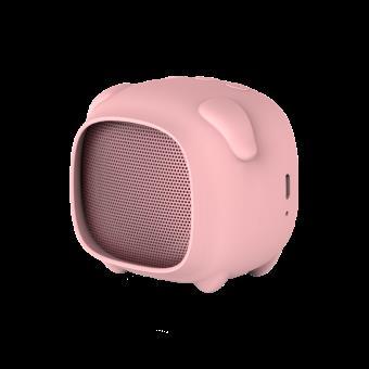 Coluna qushini Bluetooth Speaker pig