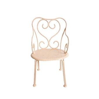 Cadeira para Bonecos Maileg | Romantic Chair Powder - Rosa
