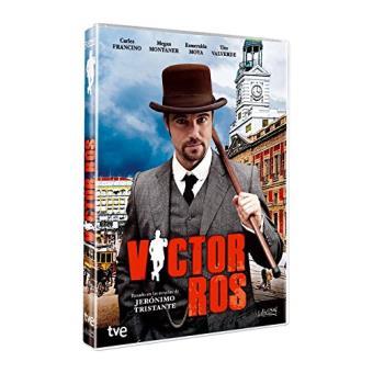 Victor Ros. 1ª Temporada (3 DVD)