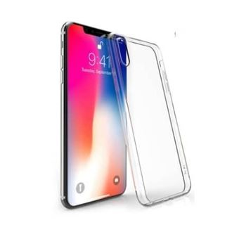 Capa Lmobile Ultra Fina para iPhone Xs