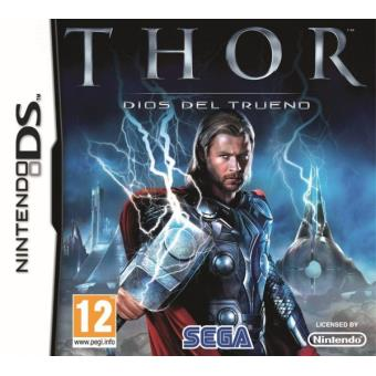 Thor:dios del Trueno (3dsxl/3ds/2ds) - Dsi XL