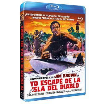 I Escaped From Devil's Island / Yo Escapé de la Isla del Diablo (BD-r) (Blu-ray)