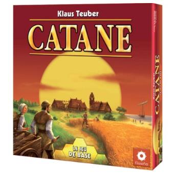 Jogo de tabuleiro Filosofia Catane Strategy board game