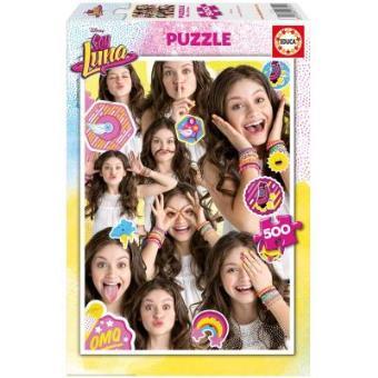 Puzzle Educa 500 Peças Soy Luna