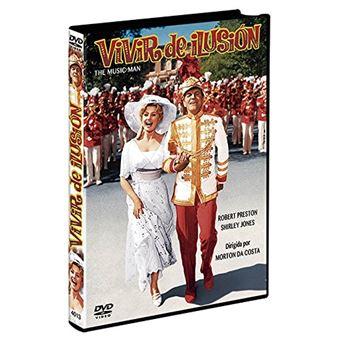 The Music Man (1962) / Vivir de ilusión (The Music Man) (DVD)