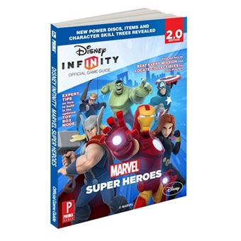 Disney Infinity: Marvel Super Heroes - Prima Official Game Guide - Paperback - 2014