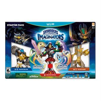Skylanders Imaginators Starter Pack Wi U