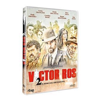 Victor Ros. 2ª Temporada (3 DVD)