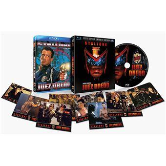 Juez Dredd (1995) (Blu-ray)