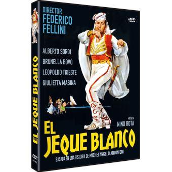 El Jeque Blanco / Lo sceicco bianco  (DVD)