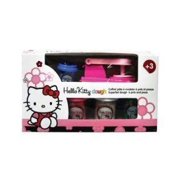 Kit Plasticina Hello Kitty