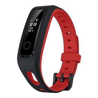 """Honor Band 4 Running Rastreador de atividade para pulso Preto, Vermelho OLED 1,27 cm (0.5"""")"""