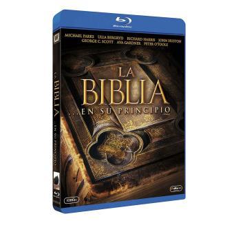 La Biblia / The Bible .. In the begining (Blu-ray)