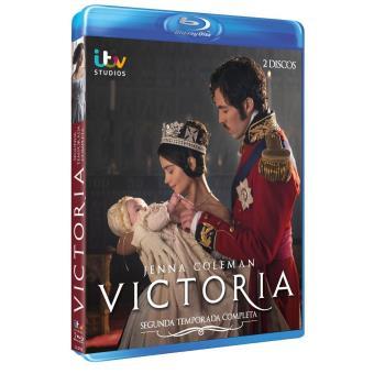 Victoria Segunda Temporada (2 Blu-ray)