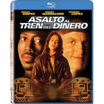 Money Train / Asalto al Tren del Dinero (Blu-ray)