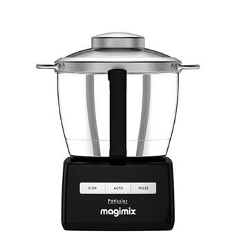 Robot de Cozinha Magimix 18631F 4,9 L Preto