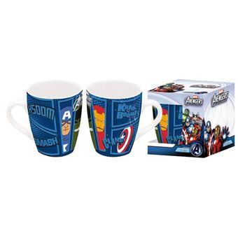 Caneca Cerâmica Vingadores Avengers Marvel