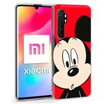 Capa Transparente Original Disney Mickey para Xiaomi Mi Note 10 Lite