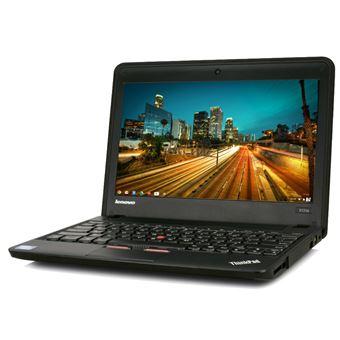 """Portátil Lenovo X131e 1007U SSD 16GB 11.6"""" Preto"""