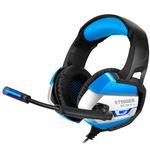 Auscultadores Woxter Stinger GX 250 H Preto, Azul