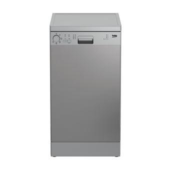 Máquina de Lavar Loiça Beko DFS05013X 10 espaços conjuntos A+