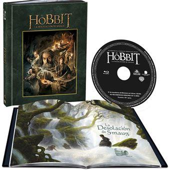 The Hobbit: The Desolation of Smaug (Digibook) / El Hobbit 2: La Desolacion de Smaug (Blu-ray)