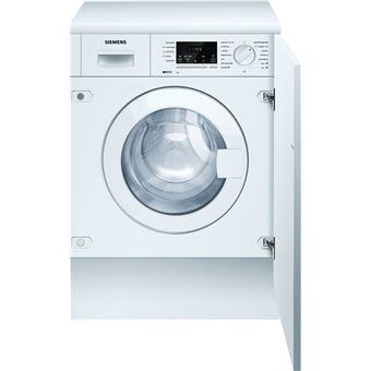 Máquina de Lavar Roupa Encastrável Siemens WI12A222ES 7Kg A++ Branco