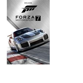 Forza Motorsport 7 Deluxe Edition Xbox One