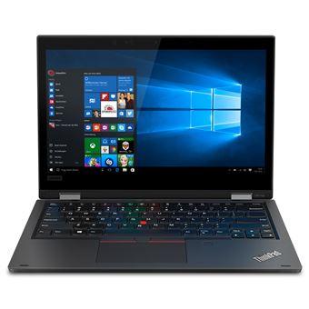 """Portátil Híbrido Lenovo 20NT001KGE i7 16GB 13.3"""" Preto"""