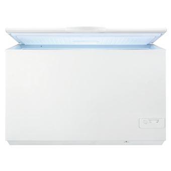 Arca Congeladora Horizontal Zanussi ZFC 41400 WA A+ Branco