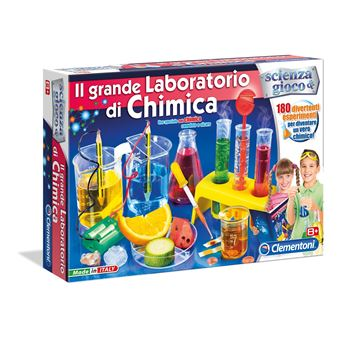 Il Grande Laboratorio di Chimica Clementoni 13912