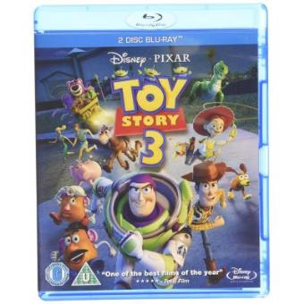Toy Story 3 (2 Disc BluRay)