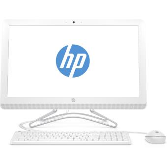 Desktop All-in-one HP 24-e005ng i3 2,40 GHz 8GB SSD 512GB Branco