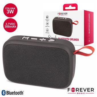 Coluna Bluetooth Portátil Forever 5W Sd/Mic
