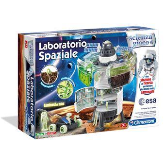 Laboratorio Spaziale Clementoni 13917