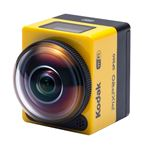 "Kodak PixPro SP360 Aqua Sport Pack câmara de desporto de ação Full HD CMOS 17,52 MP 25,4 / 2,33 mm (1 / 2.33"""") Wi-Fi 103 g"