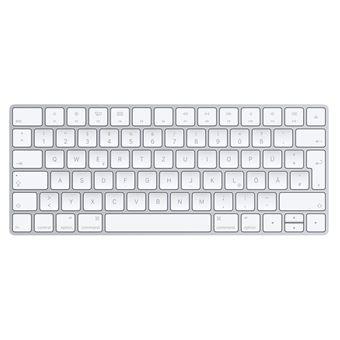 Teclado Wireless Apple Magic Keyboard Prateado