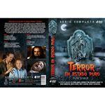 Fear Itself (2008) / Terror en Estado Puro (Serie de TV Completa) (4DVD)