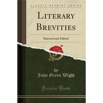 Literary Brevities