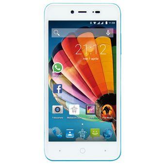 Smartphone Mediacom Duo G515 1GB 8 GB Azul