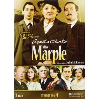 Miss Marple Nuevas Adaptaciones Temp 4 DVD