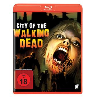 Alive AG City of the Walking Dead Blu-ray 2D