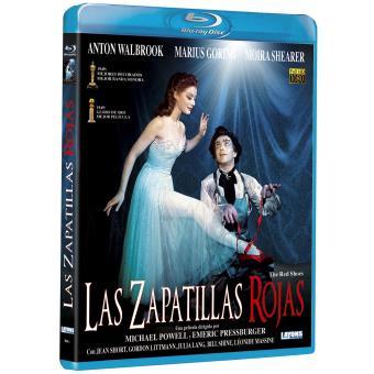 Las Zapatillas Rojas / The Red Shoes (Blu-ray)