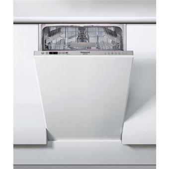 Máquina de Lavar Loiça Hotpoint HSIC 3M19 10 espaços conjuntos A+