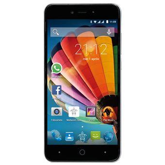 Smartphone Mediacom Duo G515 1GB 8 GB Prateado