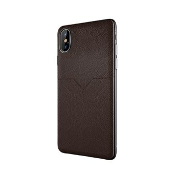 Capa Suave WISETONY para Apple iPhone 7 / 8 Café