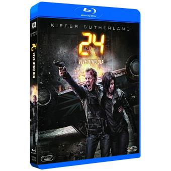 24: Vive Otro Dia Blu-Ray / 24 Live Another Day