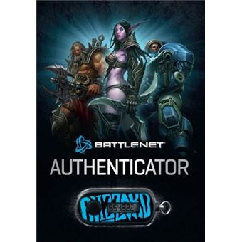 Blizzard World of Warcraft Battle.Net Authenticator