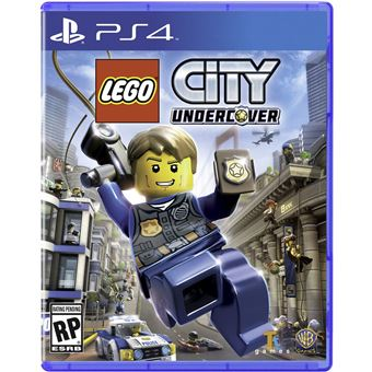 LEGO City: Undercover PS4