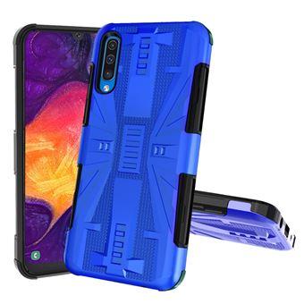 Capa Magunivers | TPU à prova de choque Azul para Samsung Galaxy A50/A50s/A30s